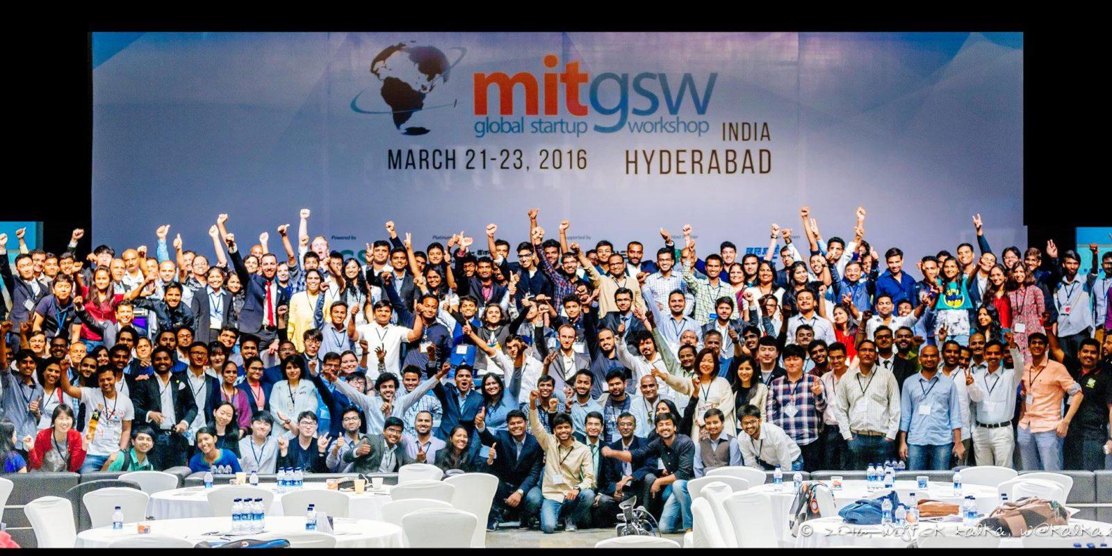 Catalyzer – MIT Global Startup Workshop 2016